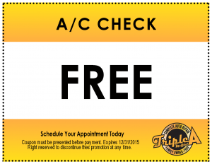 Triple A Muffler-Coupon-AC Check